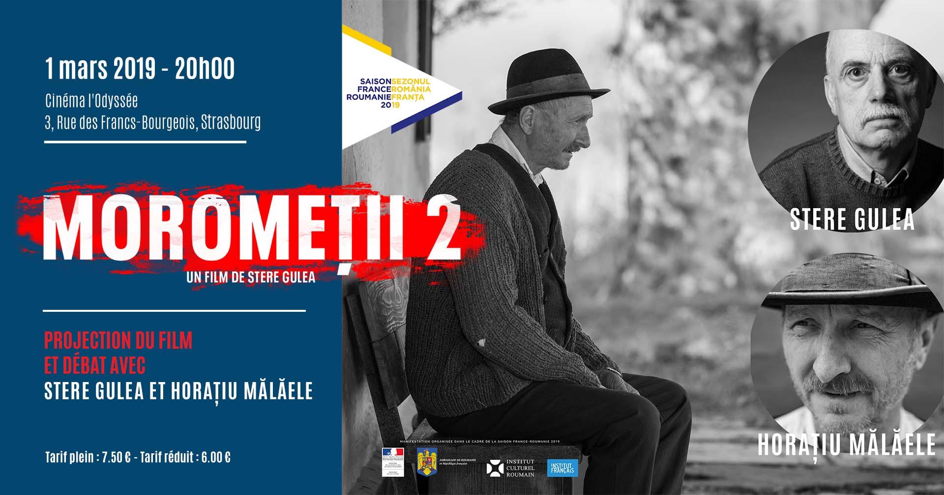 Morometii 2 saison france roumanie 2019